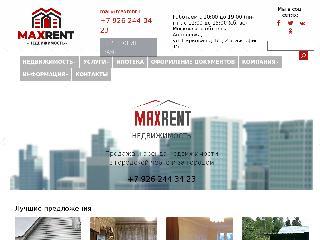 www.maxrent.ru справка.сайт