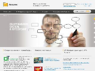 www.akvalis.ru справка.сайт