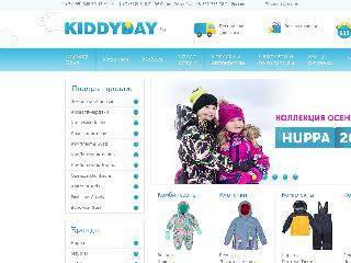 www.kiddyday.ru справка.сайт