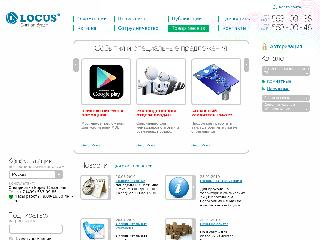 www.locuscom.ru справка.сайт
