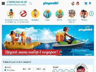 www.playmobil.su справка.сайт