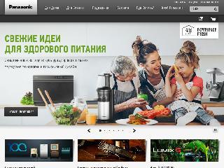 www.panasonic.ru справка.сайт