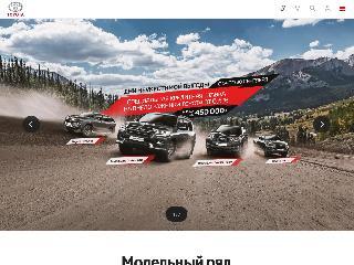 toyota.ru справка.сайт